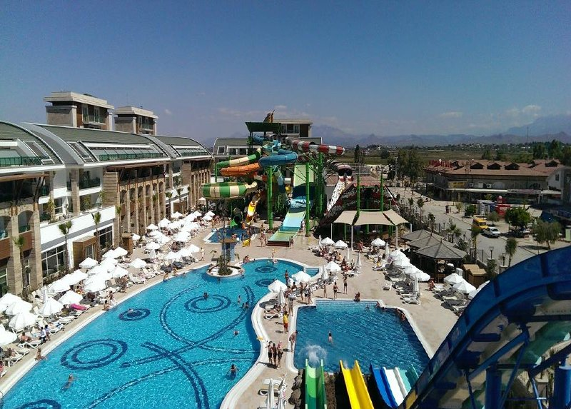 Crystal Waterworld Resort & Spa / Crystal Waterworld Resort & Spa