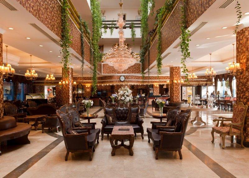 Delphin Botanik Resort Hotel / Delphin Botanik Resort Hotel