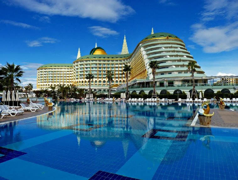 Delphin Imperial Resort Hotel / Delphin Imperial Resort Hotel