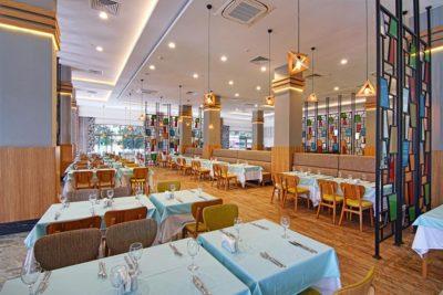 Dosinia Luxury Resort / Dosinia Luxury Resort