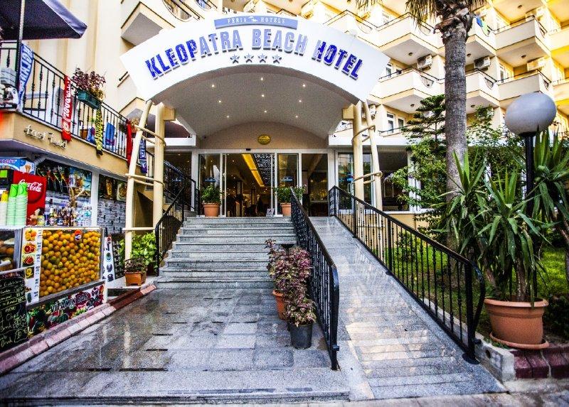 Kleopatra Beach Hotel / Kleopatra Beach Hotel