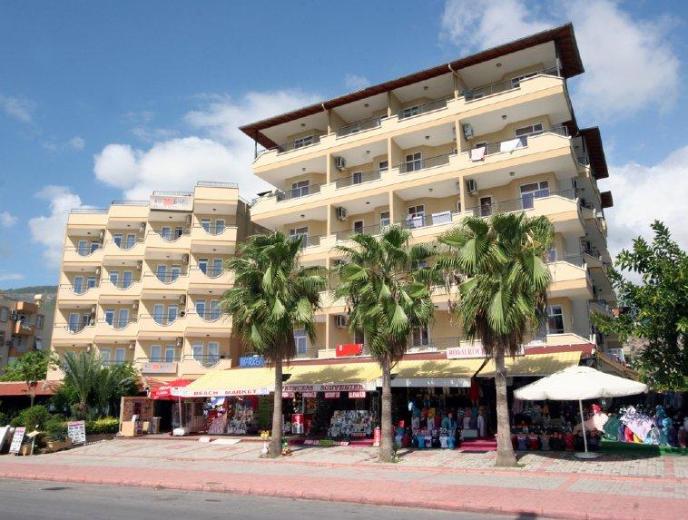KLEOPATRA BEACH HOTEL