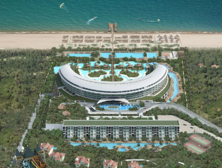 Maxx Royal Belek Golf Resort & Spa / Maxx Royal Belek Golf Resort & Spa