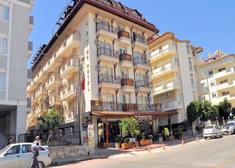 Oba Time Hotel / Oba Time Hotel