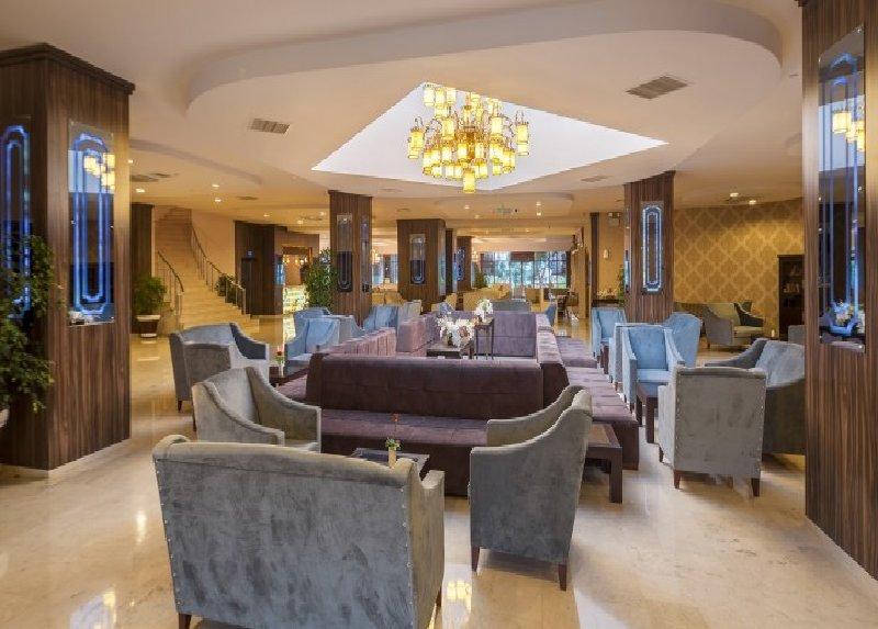 Turan Prince World Club Hotel / Turan Prince World Club Hotel