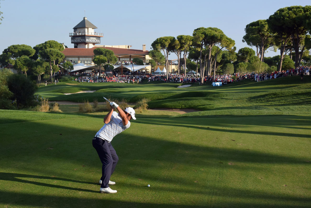 Golf potential in Antalya is growing each year
