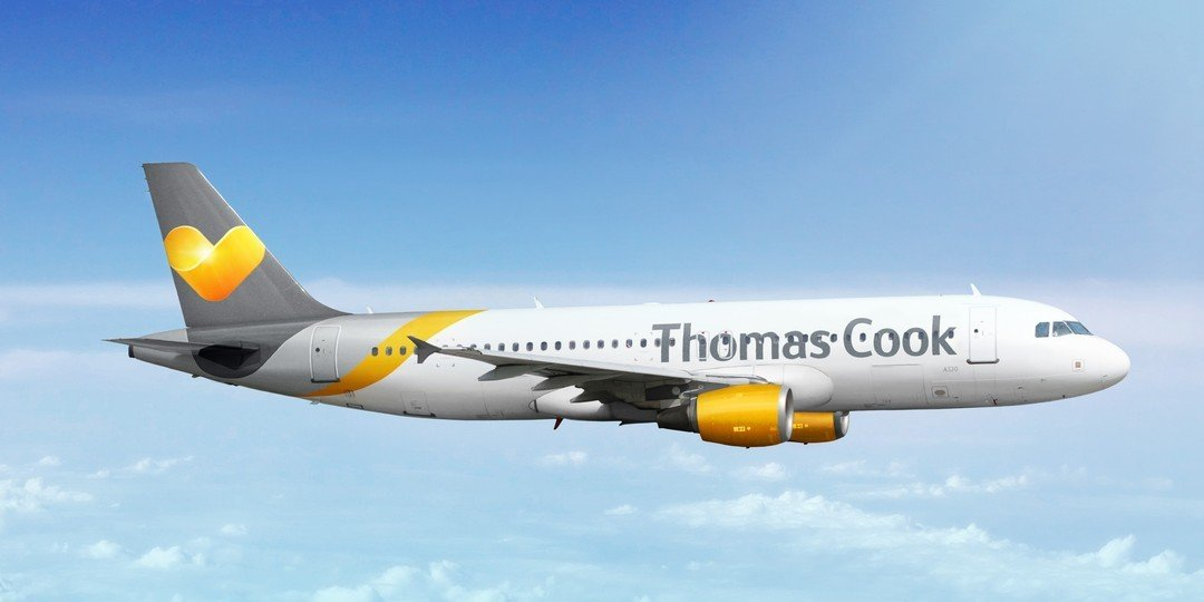 Thomas Cook has announced that Britain has expanded its capacity to 22% in Cardiff Airport